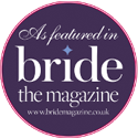 Featured in Bride Magazine