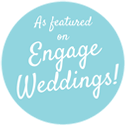Featured on Engage Weddings