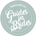 Featured on Guides for Brides