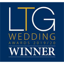 LTG Wedding Awards 2019/2020 Winner